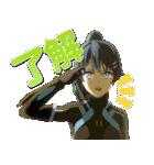 TVアニメ「エガオノダイカ」(個別スタンプ:04)