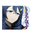 TVアニメ「エガオノダイカ」(個別スタンプ:06)