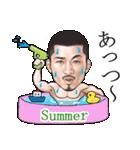 ひげマッチョ3~関西~(個別スタンプ:4)