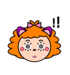DOLLY DOLLY 8 (CAT EARS)(個別スタンプ:24)