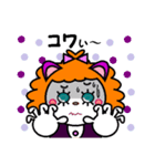 DOLLY DOLLY 8 (CAT EARS)(個別スタンプ:32)