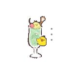 リラックマ~キイロイトリマフィンカフェ~(個別スタンプ:15)