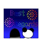 毎日使えるペンギンとパンダ2(英語版)(個別スタンプ:13)