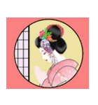 和 <日本の美>日本語(個別スタンプ:39)