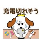 みみちゃ犬(パートワン)(個別スタンプ:38)
