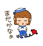 水兵さんとかもめちゃんの日常(個別スタンプ:25)