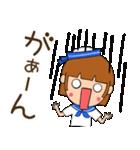 水兵さんとかもめちゃんの日常(個別スタンプ:28)
