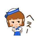 水兵さんとかもめちゃんの日常(個別スタンプ:30)