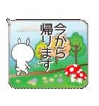 Lサイズ吹き出し うさぎ27(秋モード)(個別スタンプ:07)