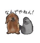 ダックしゅ5(個別スタンプ:14)