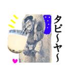 【実写】タピオカ☆ミルクティー(個別スタンプ:17)
