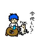 あけばぁちゃんの1日(個別スタンプ:29)