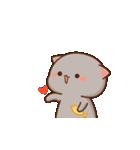 もちもち動く猫ちゃん2(個別スタンプ:11)