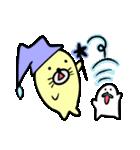 あざらしさん&アザラシさん 4 秋(個別スタンプ:26)
