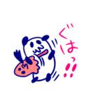 直球!代弁者さんの友だち ぱんだ氏 2(個別スタンプ:22)