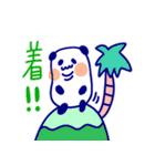 直球!代弁者さんの友だち ぱんだ氏 2(個別スタンプ:28)