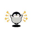 うごく♪心くばりペンギン コラボ復刻ver.(個別スタンプ:09)