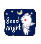桜を愛する白猫「さくらのすけ」(個別スタンプ:16)