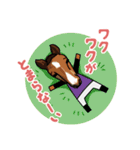 競馬をゆるく楽しむスタンプ(個別スタンプ:29)