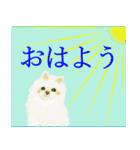 ワン達のスタンプ(個別スタンプ:01)