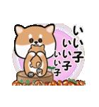 まる柴っちの秋(個別スタンプ:19)