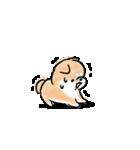 心のままの犬(個別スタンプ:04)