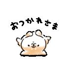 心のままの犬(個別スタンプ:06)