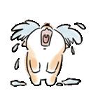 心のままの犬(個別スタンプ:23)
