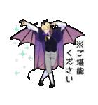 ハロウィン男子2(個別スタンプ:38)