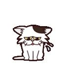 【関西弁】舌をしまい忘れたネコ(個別スタンプ:38)