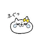 ネコ子 お返事&あいづち2(個別スタンプ:35)