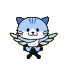【動く!】大天使ねこりえるの異世界生活(個別スタンプ:22)