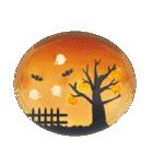水彩えほん【秋編】<9月10月11月>(個別スタンプ:37)