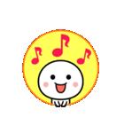 カラフルかわいい☆まんまるスタンプ(個別スタンプ:25)