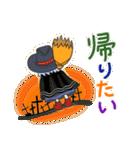 魔女のハロウィンな日常(個別スタンプ:36)