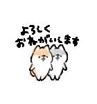 動くほんわかしばいぬ(個別スタンプ:08)