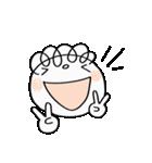 喜ぶ!くるりん子(個別スタンプ:03)