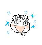 喜ぶ!くるりん子(個別スタンプ:19)