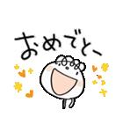 喜ぶ!くるりん子(個別スタンプ:21)