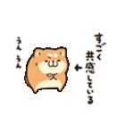 動くボンレス犬とボンレス猫(個別スタンプ:13)