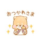 動く❤️いやしばいぬ❤️4(毎日使える)(個別スタンプ:05)