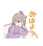大正処女&昭和オトメ御伽話(桐丘さな)(個別スタンプ:17)