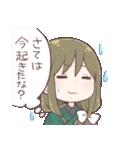 大正処女&昭和オトメ御伽話(桐丘さな)(個別スタンプ:27)