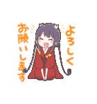 大正処女&昭和オトメ御伽話(桐丘さな)(個別スタンプ:40)