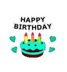 【動く★お誕生日】心からの贈り物(個別スタンプ:01)