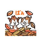 ミッキー&フレンズ ほっこりスタンプ(個別スタンプ:03)