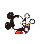 ミッキー&フレンズ ほっこりスタンプ(個別スタンプ:05)
