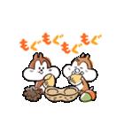 ミッキー&フレンズ ほっこりスタンプ(個別スタンプ:08)