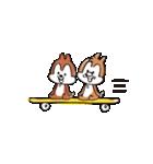 ミッキー&フレンズ ほっこりスタンプ(個別スタンプ:09)