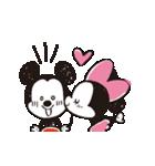 ミッキー&フレンズ ほっこりスタンプ(個別スタンプ:10)